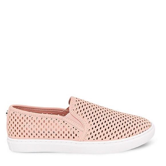 e2c89fb14c0 Steve Madden Elouise Pink Sneakers